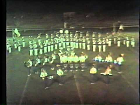 1980 North Surry High School Band