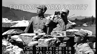 China: Battle of Tengchong 220657-13 | Footage Farm