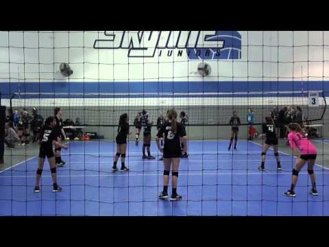 North Texas Invitational (Madfrog 11N Blue vs Skyline 12 RoShamBo) - 03022014