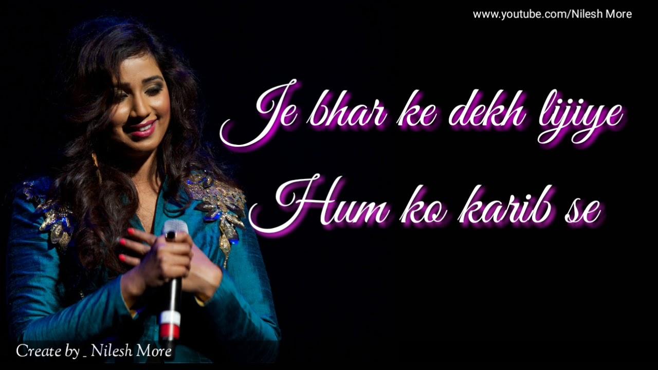 Lag Ja Gale Whatsapp Status Rahat Fateh Ali Khan Bhumi Sanjay