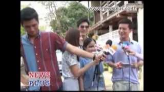 Autumn In My Heart (Thai) | News Feb 9, 2013 (NewsPlus)