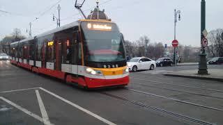 Tramvaj Škoda 15T4 ForCity Alpha