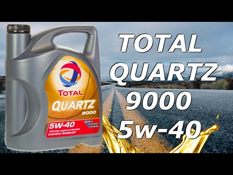 ✅Aceite Motor Total Quartz 9000 5w40 👍  [Low Cost]  - Review
