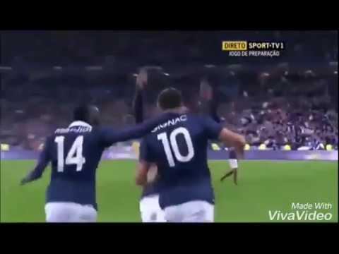 El día que André-Pierre Gignac sorprendió al equipo de Alemania (Bomboro Gignac Gignac)
