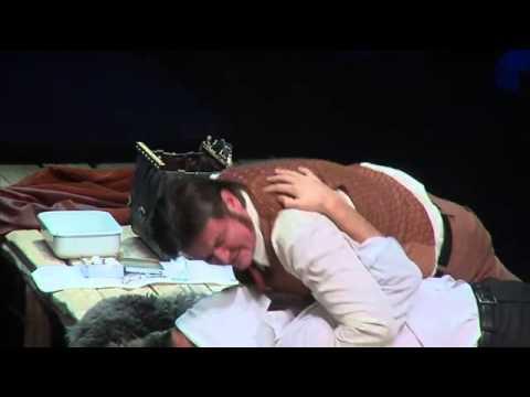 Спектакль «Драма на охоте» в театре «Et Cetera» п/р Александра Калягина