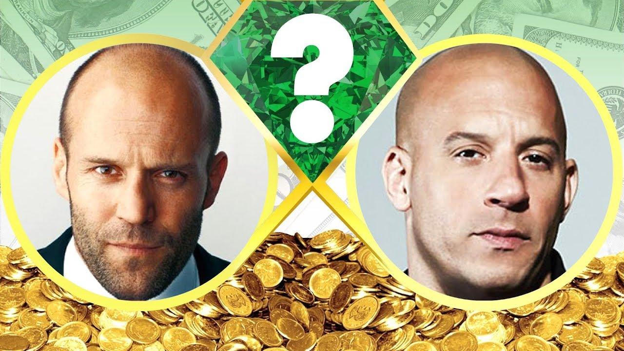 WHO'S RICHER? - Jason Statham or Vin Diesel? - Net Worth ...