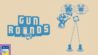 Gun Rounds: Easy Mode - Full Game Walkthrough & iOS / Android Gameplay (by Tobin Huitt/ Blabberf)