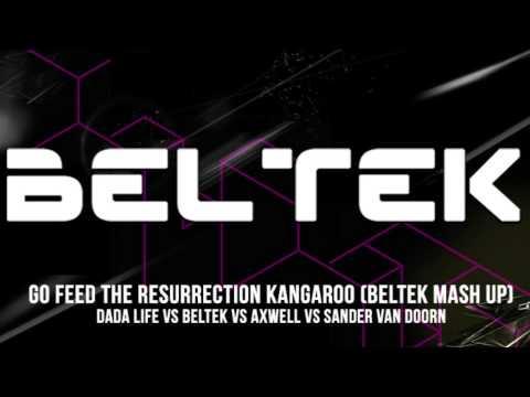 Dada Life vs Beltek vs Axwell vs Sander van Doorn - Go Feed The Resurrection Kangaroo