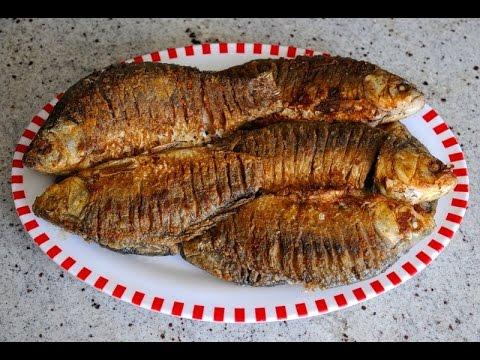 Как размягчить кости в речной рыбе