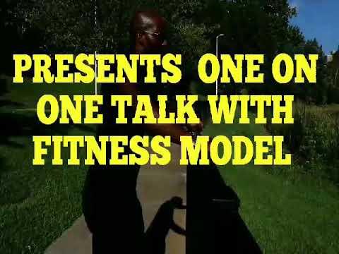 Business Partner/ Fitness Model D. Mayes