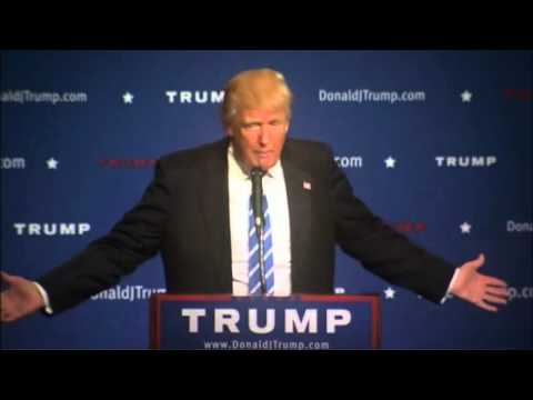 Donald Tramp Campaign Rally in Franklin Tennessee - FULL SPEECH 10/3/2015