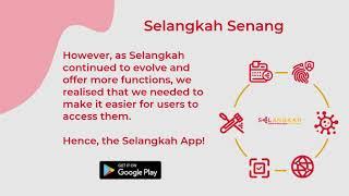 Selangkah APP Features & Functions (9 Feb 2021) screenshot 1