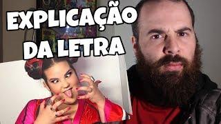 PIOR da EUROVISÃO: NETTA _ TOY - EXPLICAR A LETRA / português
