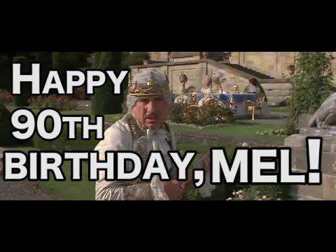 Happy Birthday, Mel Brooks!