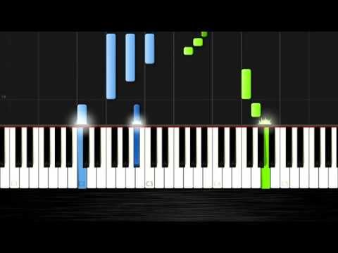 Heart and Soul - Piano Cover/Tutorial by PlutaX - Synthesia