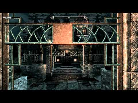 Skyrim: Blood on the Ice (Windhelm quest) 1080p fast and easy step by step