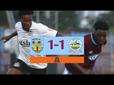 Weymouth Dover Ath. Goals And Highlights