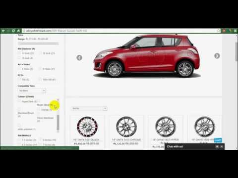 How to find alloy wheels for your car