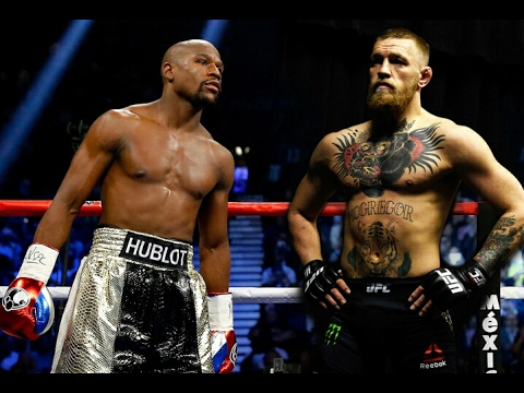 Mayweather vs McGregor highlight