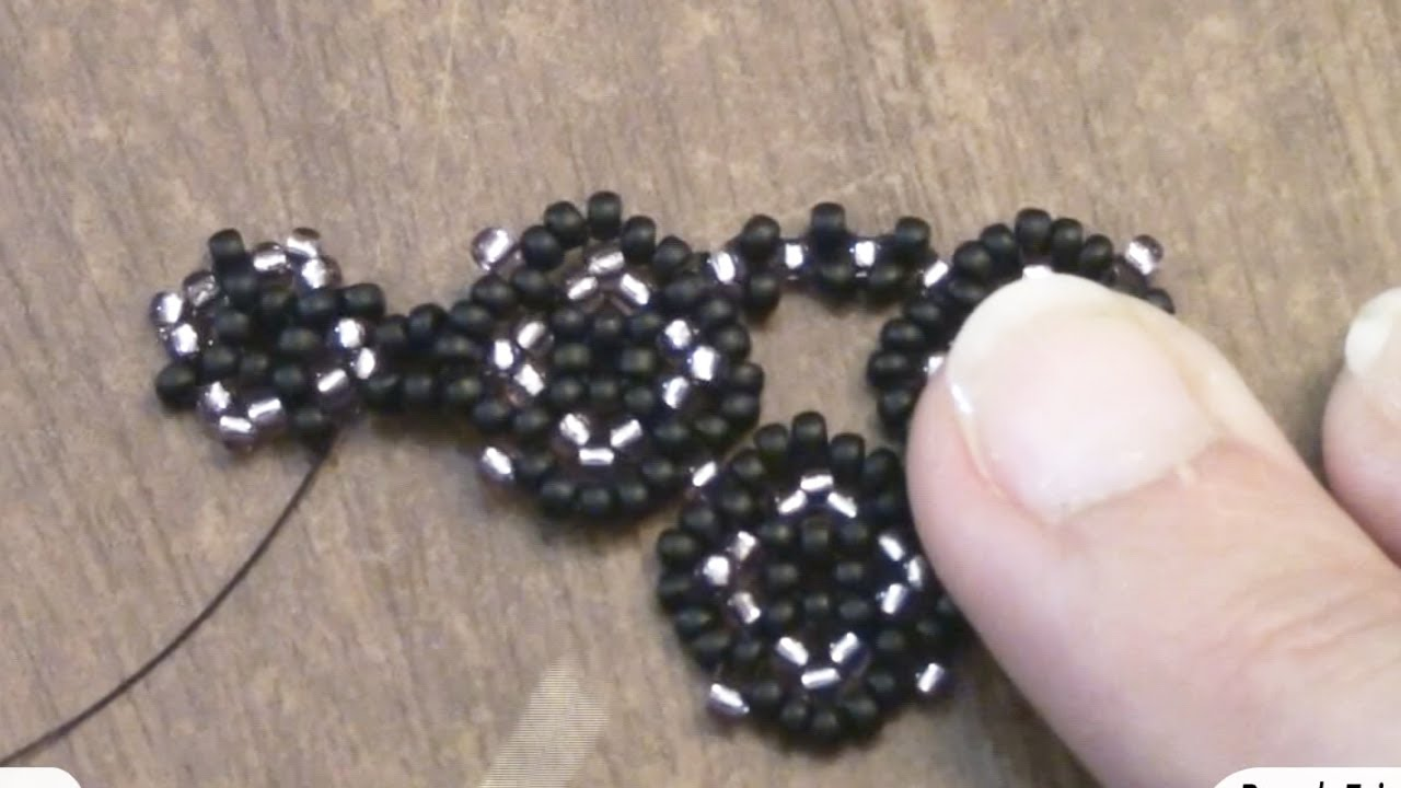 BeadsFriends: Necklace Tutorial - How to make a beaded necklace ...