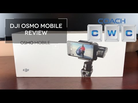 DJI Osmo Mobile Unboxing & Review How To Use
