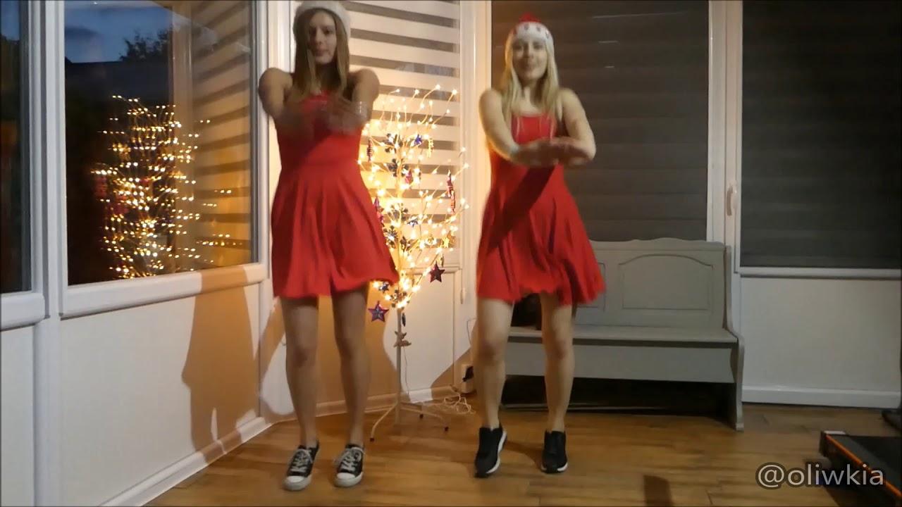Jingle Bell Rock - Glee - Christmas dance - choreography - YouTube