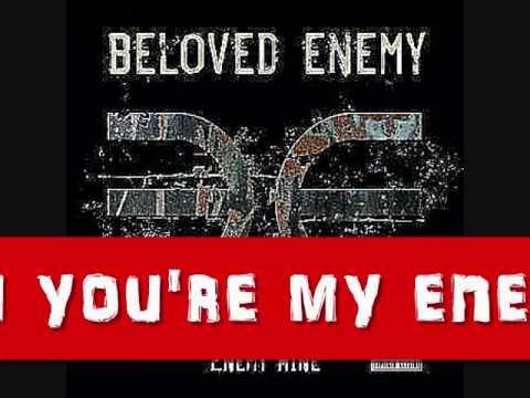 Beloved Enemy - Enemy Mine (Lyrics)