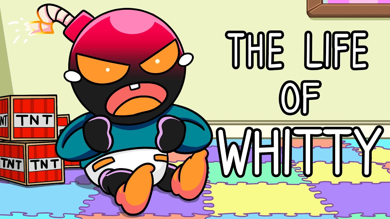 """Download """"The Life of Whitty"""" Friday Night Funkin' Song (Animated Music Video)"""