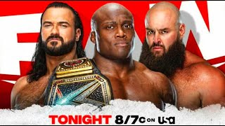 WWE RAW LIVE STREAM 5 3 2021 FULL SHOW FAN REACTIONS MAY 3RD 2021