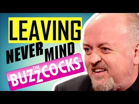 Bill Bailey - LEAVING NEVER MIND THE BUZZCOCKS - INTERVIEW ...