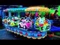 Disini Senang Disana Senang 🙌 Lagu Anak Indonesia - Odong Odong Lampu Warna Warni