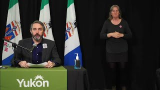 Yukon update on COVID-19 – May 12, 2020