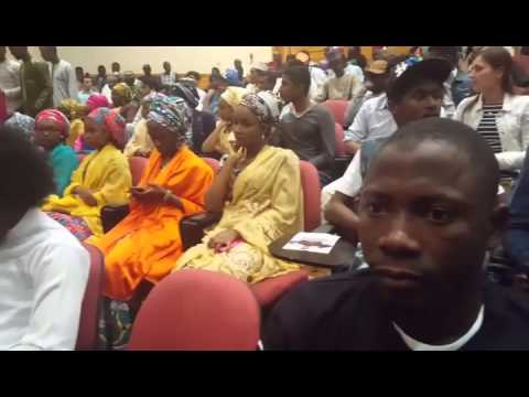 Near east university Nigeria Night 2016