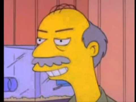 Homer al negozio di animali episodio Il pony di Lisa – IL COMMESSO