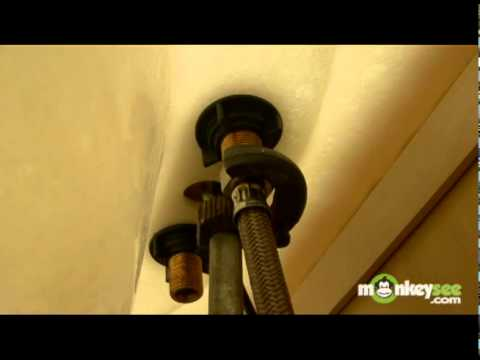 How To Replace A Bathroom Faucet   Faucet Installation Part 2 Of 2