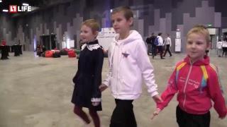 Маленькие герои со всей России
