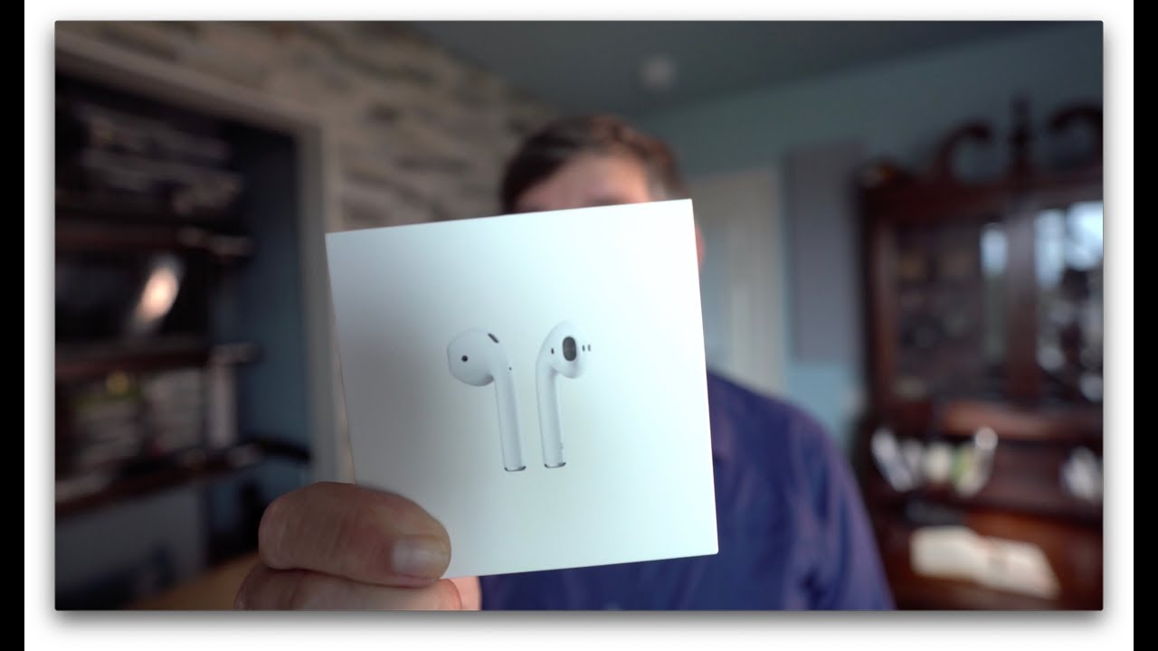 4487bd62070 Apple AirPods 2 - YouTube