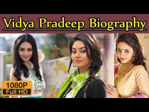 Vidya Pradeep Biography | Height | Age | Husband | Family | lifestyle | House | Income | Live Bangla thumbnail