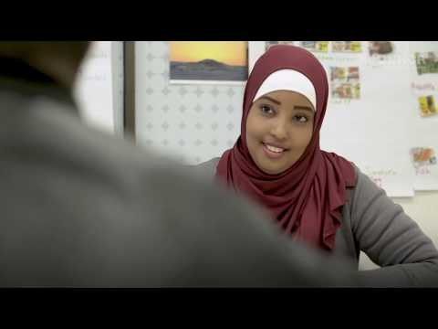 Somali Refugee Iqra Reunited With Family In Hamilton, Ontario