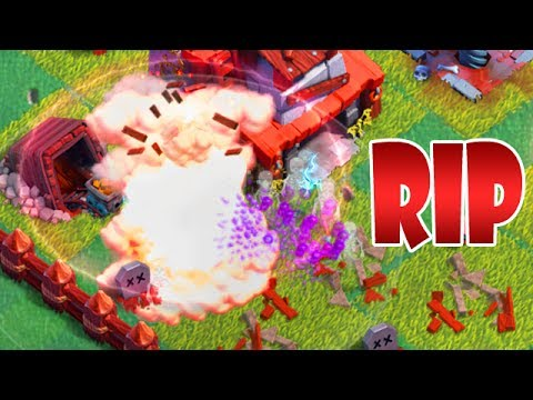 I HATE THIS!  MEGA MINE TROLLING BH4 | Clash of Clans