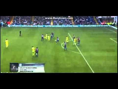 Cesc Fabregas Crystal Palace - Chelsea