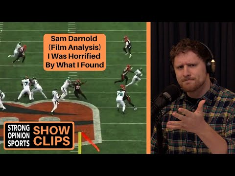 Sam Darnold (Film Analysis): I Was Horrified By What I Found