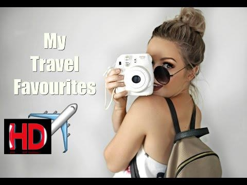 [MakeUp2017] My Recent Travel Favourites ♡ America & Fiji