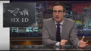 Download Video Sex Education: Last Week Tonight with John Oliver (HBO) MP3 3GP MP4