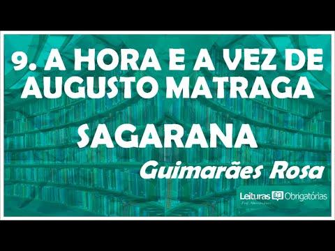 """""""Sagarana"""": A hora e a vez de Augusto Matraga (Guimarães Rosa). Prof. Marcelo Nunes."""