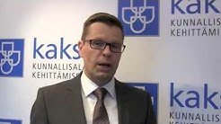 Professori Kimmo Grönlund