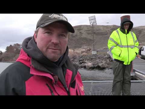 Columbia River Pre-Spawn Walleye & Crab