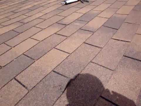 Roof Problems Buckling Roof Shingles Youtube