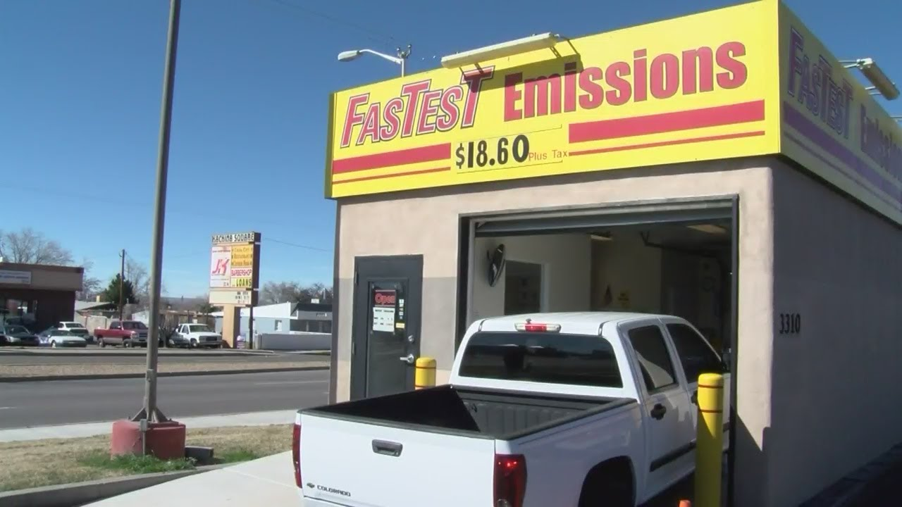 Emissions Testing Albuquerque >> Albuquerque Man Fined Claims Mvd Failed To Notify Him Of Emissions Test