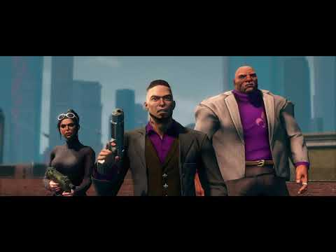 Lets Play Saints Row The Third Gameplay Meeting Viola & Ambushed By STAG (Read Description)  